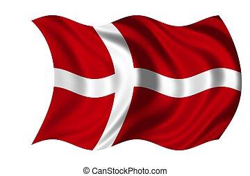 National Flag Denmark