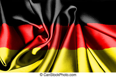 National flag Germany