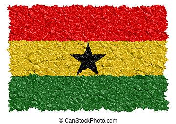 National Flag Ghana