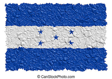 National Flag Honduras