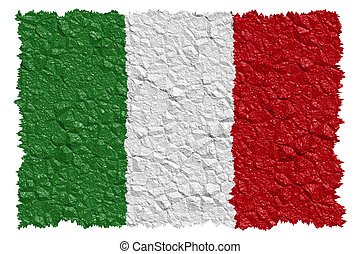 National Flag Italy