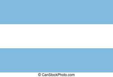 National flag of Argentina - civil version