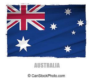 Australia - national flag of Australia