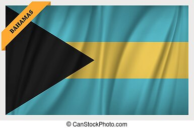 National flag of Bahamas