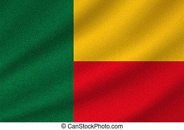 national flag of Benin