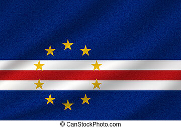 national flag of Cape Verde