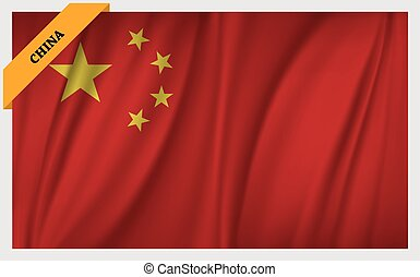 National flag of China