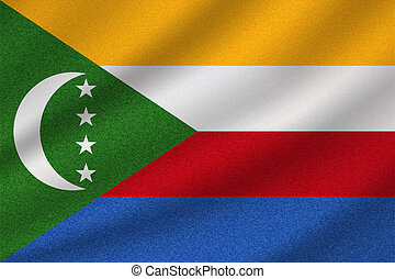 national flag of Comoros