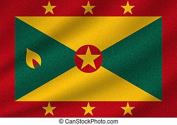 national flag of Grenada