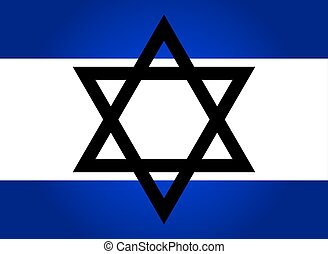 National flag of Israel