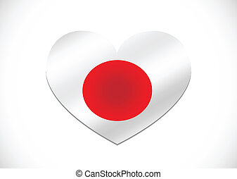 National flag of Japan themes idea