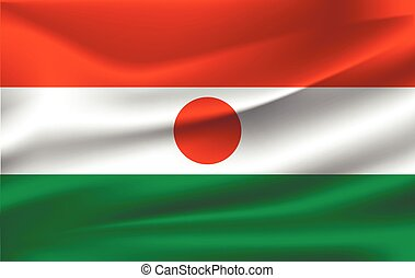 National Flag of Niger
