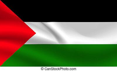 National Flag of Palestine