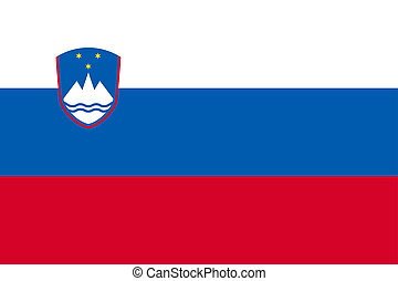 national flag of Slovenia
