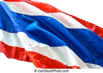 National flag of Thailand