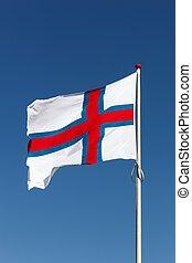 National flag of the Faroe Islands