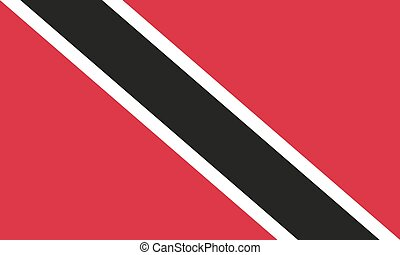 National flag of Trinidad and Tobago