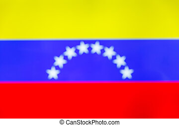 National flag of venezuela