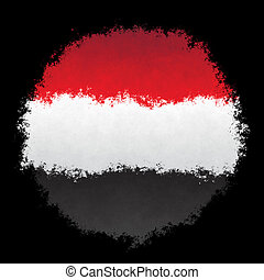 National flag of Yemen