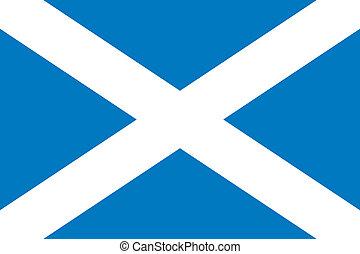 National Flag Scotland