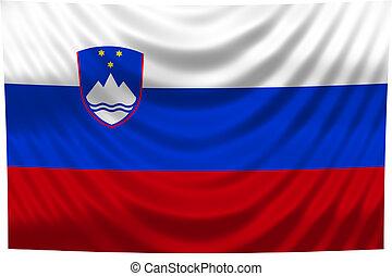 National Flag Slovenia