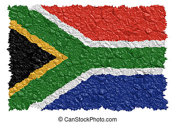 National Flag South Africa