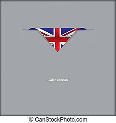 National flag United Kingdom