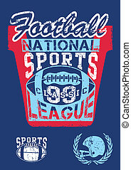 National football sports league