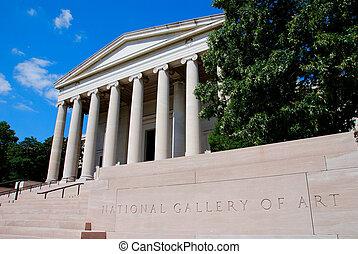 national, galerie art