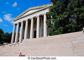 National Gallery Of Art - The National Gallery of Art is an...