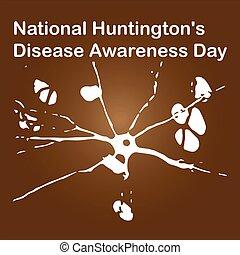 National Huntington's Disease Awareness Day.