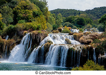 national, krka, park