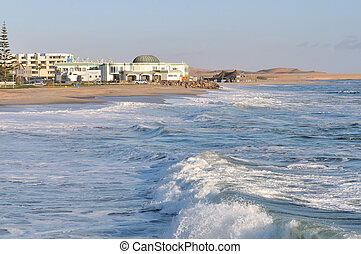 National Marine Aquarium in Swakopmund, Namibia