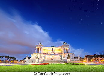 National Monument to Victor Emmanuel II (Monumento Nazionale...