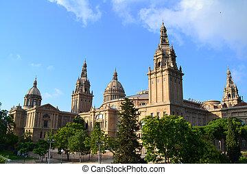 National Museum of Art in Barcelona
