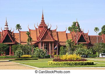 National Museum of Cambodia, Phnom Penh