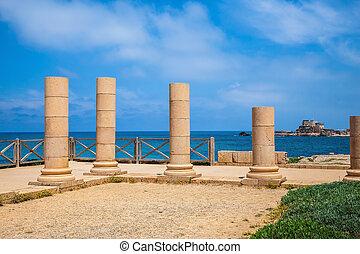 Byzantine period on Mediterranean coast