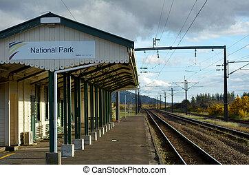 National Park Railway Station