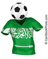 National Soccer Team of Saudi Arabia | All Teams Collection |