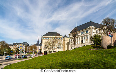 National Supreme Court in Luxembourg city