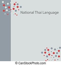 National Thai Language.