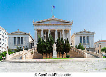 National University at Athens