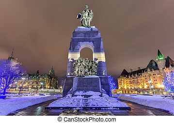 National War Memorial - Ottawa, Canada - The National War...