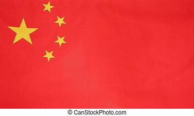 nationale, china dundoek