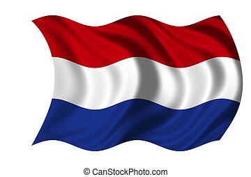 nationale, nederland vlag