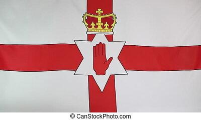nationales kennzeichen, von, nordirland