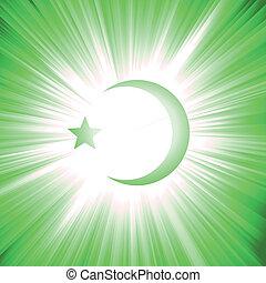 nationen, von, islam