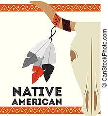 native american people cartoon