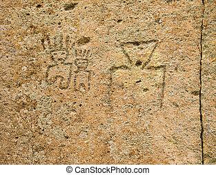 Native American Petroglyphs