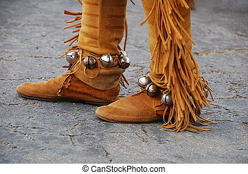 Native American Sued